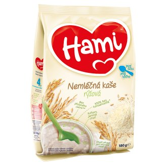 Hami Non Milk Rice Porridge 180 g