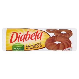 Diabeta Kakaové venčeky 100 g