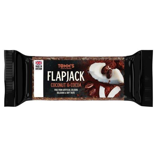 Pearl's Café Coconut & Cocoa Flapjack 100 g
