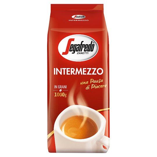 Segafredo Zanetti Intermezzo zrnková pražená káva 1000 g