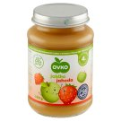 Ovko Infant Formulas Apple with Strawberries without Added Sugar 190 g