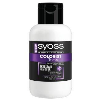 Syoss odstraňovač farby z pokožky Colorist Tools 100 ml
