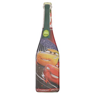 Disney-Pixar Cars 2 Children's Soft Drink Flavoured with 0.75 L