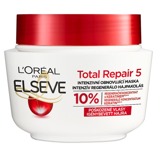 L'Oréal Paris Elseve Total Repair 5 Mask for Damaged Hair 300 ml