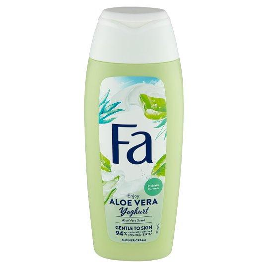 Fa sprchovací krém Yoghurt Aloe Vera 400 ml
