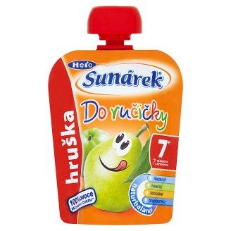 Sunárek Do Ručičky S hruškami 90 g