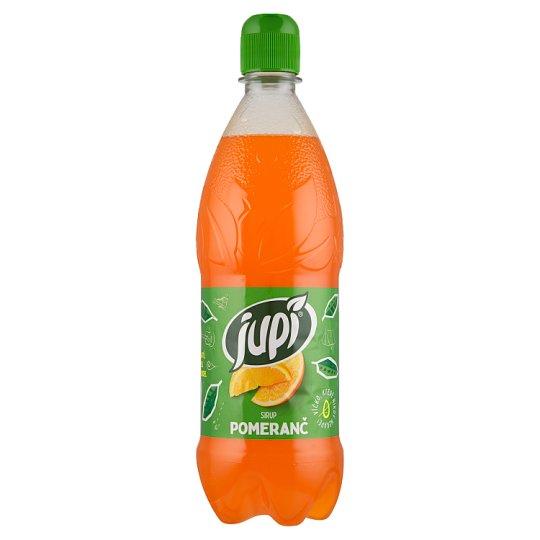 Jupí Sirup pomaranč 0,7 l
