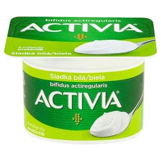 Danone Activia Jogurt sladká biela 120 g