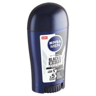 Nivea Men Black & White Invisible Original Antiperspirant Stick 40 ml