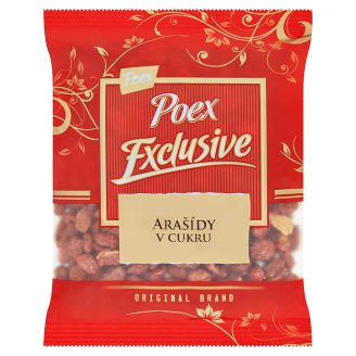 Poex Exclusive Peanuts in Sugar Crust 200 g