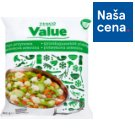 Tesco Value Tablespoon Vegetable Frozen 450 g