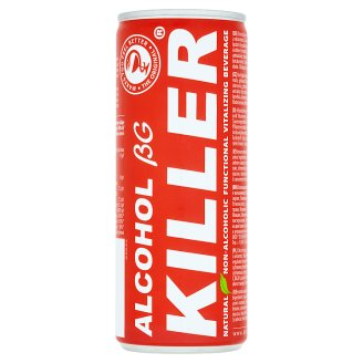 βG KILLER Alcohol Killer 250 ml