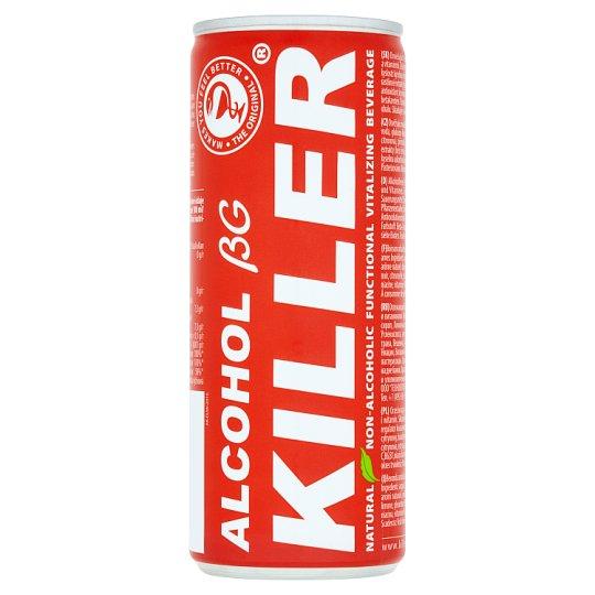 βG KILLER Alcohol Killer 250 ml