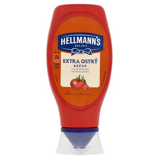 Hellmann's Kečup extra ostrý 450 g