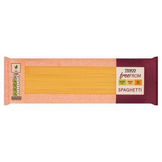 Tesco Free From Špagety cestoviny sušené bez lepku, bez vajec 500 g