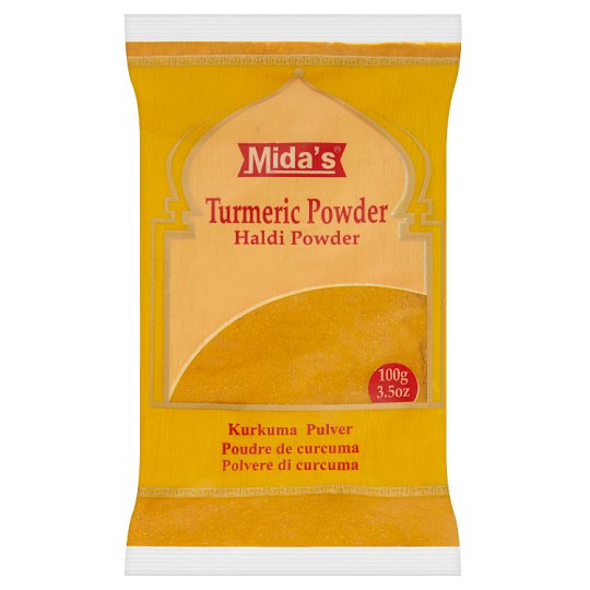 Mida's Ground Curcuma 100 g