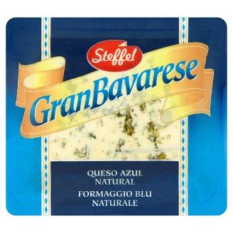 Bergader Steffel Gran bavarase zrejúci plnotučný polomäkký syr s ušľachtilou modrou plesňou 100 g