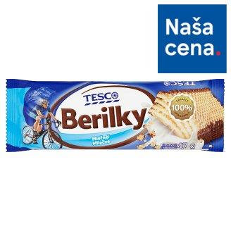 Tesco Berilky mliečne 47 g