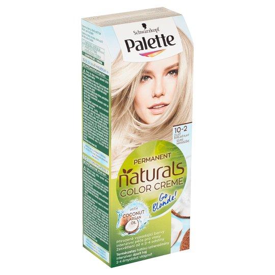 Schwarzkopf Palette Permanent Naturals Color Creme farba na vlasy Super Popolavý Blond 219 (10-2)