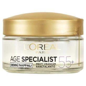 L'Oréal Paris Age Specialist 55+ obnovujúci bohatý denný krém proti vráskam 50 ml