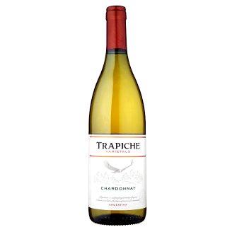 Trapiche Chardonnay víno biele suché 0,75 l