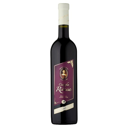 Villa Vino Rača Imperial Ribessa Fruit Wine Blackcurrant 0.75 L