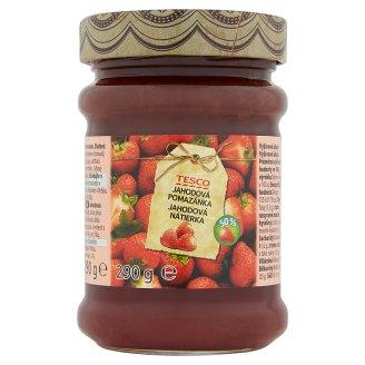 Tesco Strawberry Spread 290 g