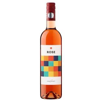 Wine Concept Egri Rosé klasické ružové polosuché víno 0,75 l