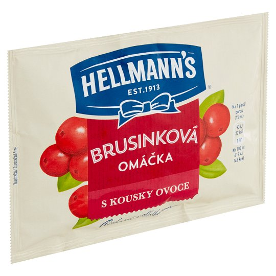 Hellmann's Cranberry Sauce 100 ml