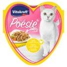 Vitakraft Poésie Sauce + kurča & záhradná zelenina v omáčke 85 g