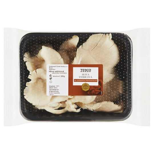 Tesco Čerstvá voľba Oyster Mushroom 300 g