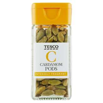 Tesco Whole Cardamons 30 g