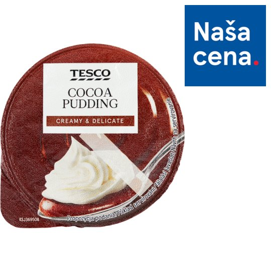 Tesco Cocoa Pudding 175 g