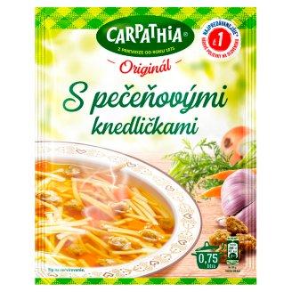 CARPATHIA Polievka s pečeňovými knedličkami vrecko 41 g