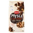 Emco Mysli na Zdraví Crunchy Muesli Dark Chocolate 750 g