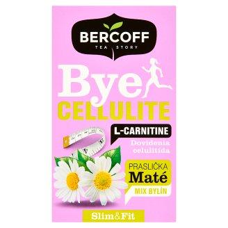 Bercoff Bye Cellulite Flavoured Herbal-Fruit Tea 20 x 1.5 g