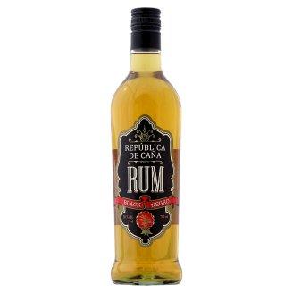 República de Caña Rum Black 38% 700 ml