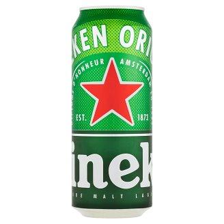 Heineken Pivo svetlý ležiak 0,5 l