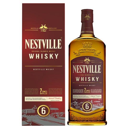 Nestville Blended Whisky 40 % 0.7 L