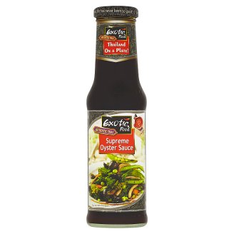 Exotic Food Authentic Thai Omáčka s príchuťou ustríc 250 ml