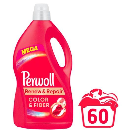 Perwoll renew Advanced Effect Color & Fiber 60 praní 3,6 l