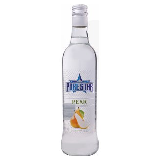 Pure Star Pear liehovina 40% 500 ml