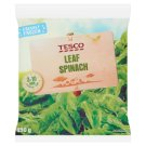 Tesco Leaf Spinach 450 g