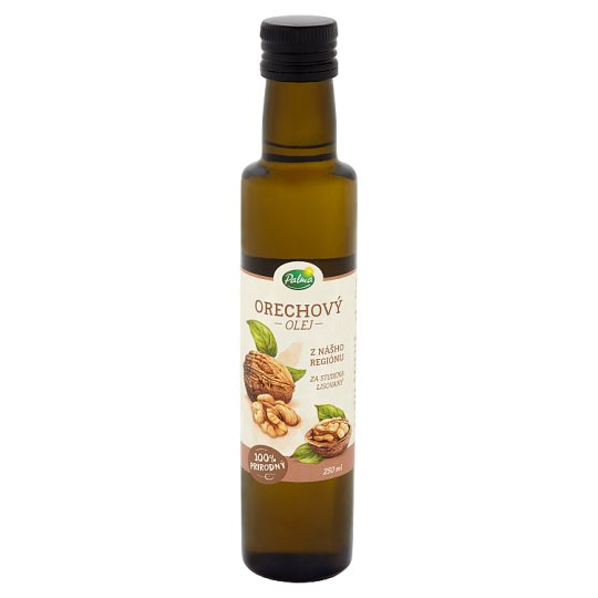 Palma Walnut Oil Cold Pressed 250 ml