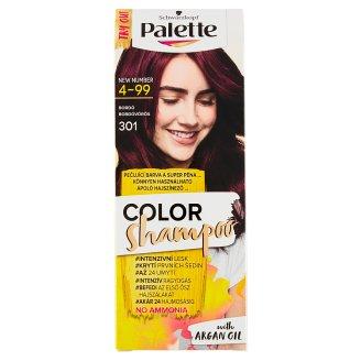 Schwarzkopf Palette Color Shampoo farba na vlasy Bordó 4-99 (301)