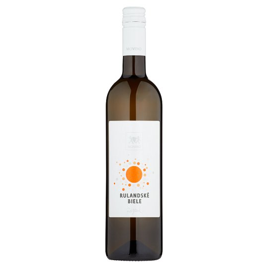 Movino Zážitok Rulandské biele akostné odrodové víno biele suché 0,75 l