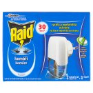 Raid Electric Mosquito Vaporizer with Fluid Charge 21 ml