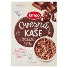 Emco Ovsená kaša s čokoládou 5 x 55 g