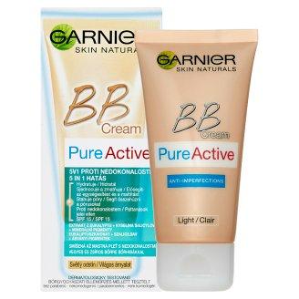 image 2 of Garnier Skin Naturals BB Cream Pure Active 5in1 Light Shade 50 ml