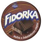 Opavia Fidorka Plnená oblátka s čokoládovou náplňou celomáčaná v horkej čokoláde 30 g